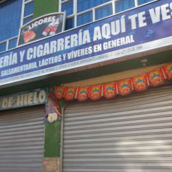 Queseria y Cigarreria Aqui Te Ves en Bogotá