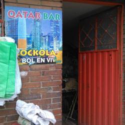 Qatar Bar en Bogotá