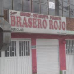 Super Brasero Rojo en Bogotá