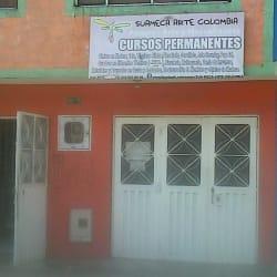 Suameca Arte Colombia en Bogotá
