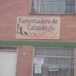 Remontadora De Calzado Carrera 97F en Bogotá