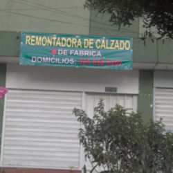 Remontadora De Calzado Calle 45 en Bogotá