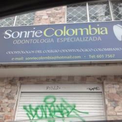 Sonrie Colombia en Bogotá