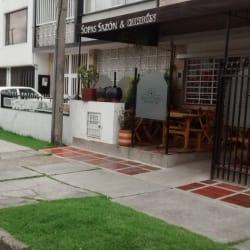 Sopas Sazón Carbón en Bogotá