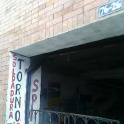 Soldadura Torno en Bogotá