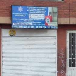 Refrigeración Integral Fredwalt en Bogotá