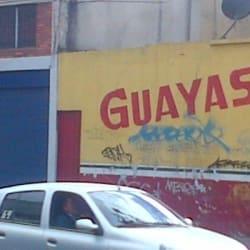 Solo Guayas del Sur en Bogotá