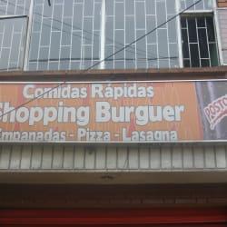 Shopping Burguer en Bogotá