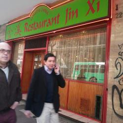 Restaurant Jin Xi en Santiago