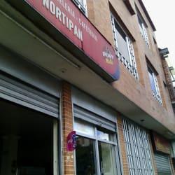 Panaderia Norti Pan Floresta en Bogotá