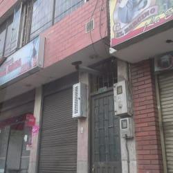 Panaderia Nueva Roma en Bogotá