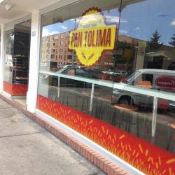 Panaderia Pan Tolima Pablo VI en Bogotá