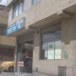 Panaderia Trigo Pan en Bogotá