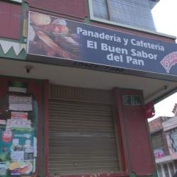 Panaderia Y Cafeteria El Buen Sabor Del Pan en Bogotá