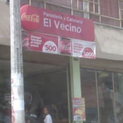 Panaderia Y Cafetria El Vecino en Bogotá