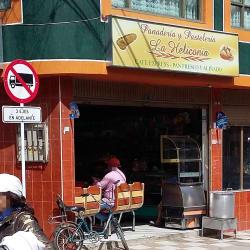 Panadería y pastelería la Heliconia en Bogotá