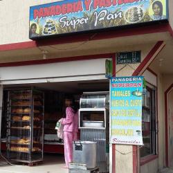 Panadería y Pastelería Super Pan en Bogotá