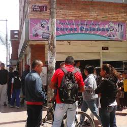 Panaderia y reporteria locuras caleñas en Bogotá