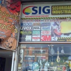 Dotaciones SIG en Bogotá
