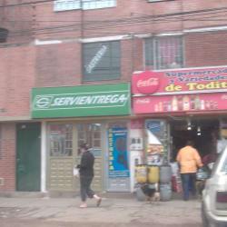 Servientrega Calle 26 en Bogotá