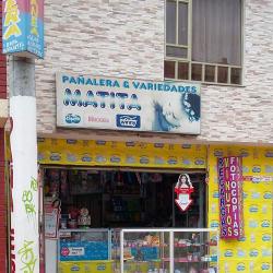 Pañalera matita  en Bogotá