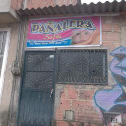 Pañalera Sofia en Bogotá