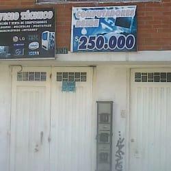 Servicio Técnico en la 117 en Bogotá