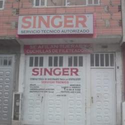 Servicio Tecnico Singer Calle 35B  en Bogotá