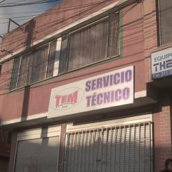 Servicio Tecnico tecnoelectricos Muñoz SAS en Bogotá
