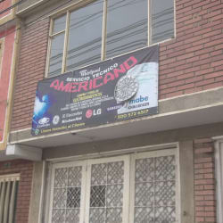 Servicio Tecnico Americano en Bogotá