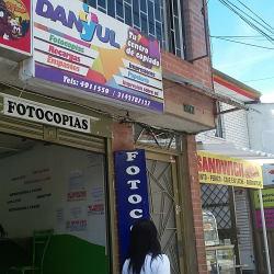 Papelería danyul  en Bogotá