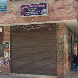 Papelería el divino niño de camila en Bogotá