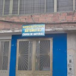 Servicio Electrico Automotriz Carrera 89C con 42A en Bogotá