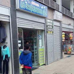 Papelería la esperanza m.e en Bogotá