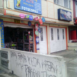 Papeleria Pylin en Bogotá