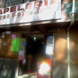 Papelería Tres Estrellas en Bogotá