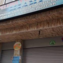 Papeleria Y Cacharreria Miami en Bogotá
