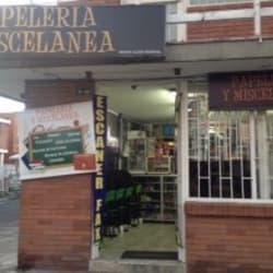 Papelería y Miscelanea-Caobos en Bogotá