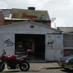 pastelería y panadería davipan  en Bogotá