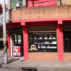 Pasteleria y panaderia la torta americana en Bogotá