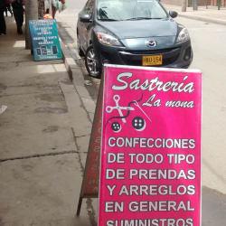Sastrería La Mona  en Bogotá