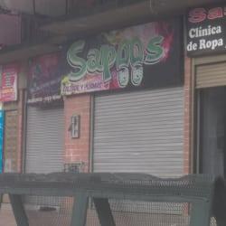 Sapoos en Bogotá