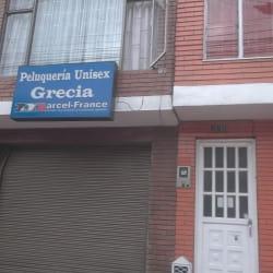 Peluqueria Unisex Grecia en Bogotá