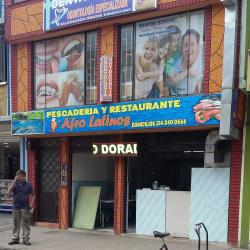 Pescadería y Restaurante Afrolatinos en Bogotá