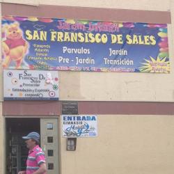 San Francisco De Sales en Bogotá