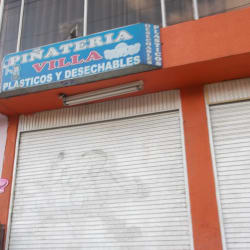 Piñateria Villa en Bogotá