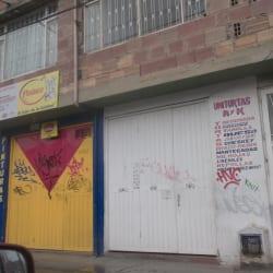 Pintu Centher en Bogotá