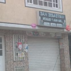 San Sebastian en Bogotá