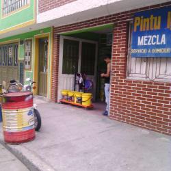 Pintu Igualdad en Bogotá