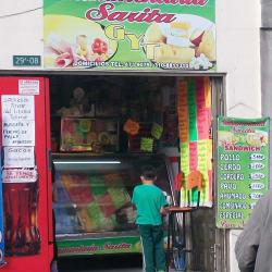 Salsamentaria Sarita GYT en Bogotá